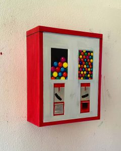 Kaugummi Automat No.2 Toninho Dingl